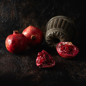 Food photographer Bozena Garbinska (Bozena). Photo of 01 March